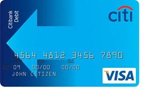 Дебетовые карты ситибанка условия федеральный закон о кредитно потребительский кооператив граждан