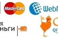 Дебетовые карты платежных систем