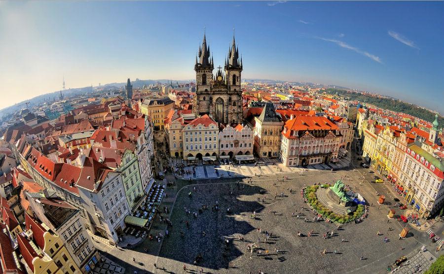 Инвестирование в недвижимость в Чехии