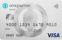 Смарткарта банка Открытие