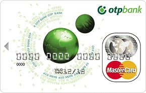 Доходная карта MasterCard Unembossed от ОТП