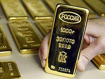 Золотовалютные резервы(запасы) России