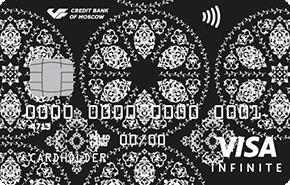 Дебетовая карта Infinite МКБ
