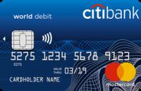 Дебетовая карта CitiOne+ Ситибанка