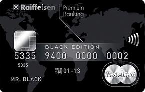 Карта Premium Райффайзенбанка