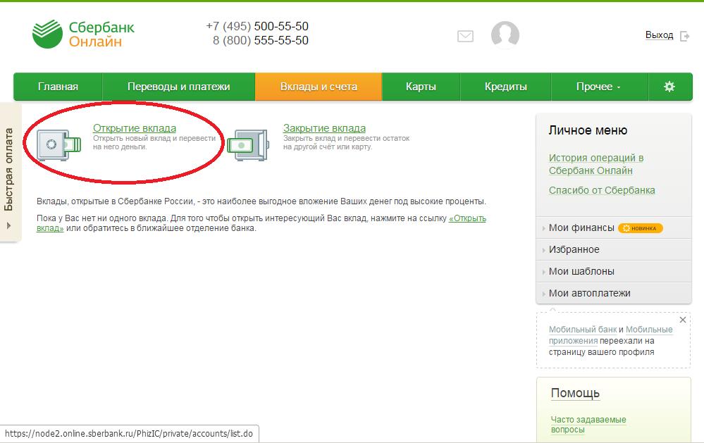 Сбербанк онлайн инструкция по применению