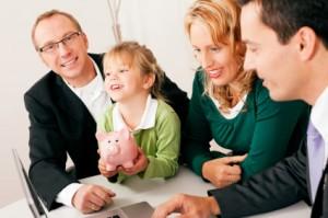 Родители могут открыть депозит детям