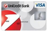 Дебетовая карточка от Юникредит банка