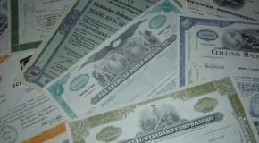 Хранение ценных бумаг в банке.