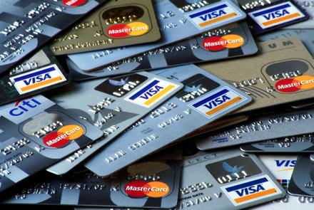 смена зарплатной карточки
