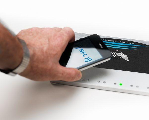 Использование NFC