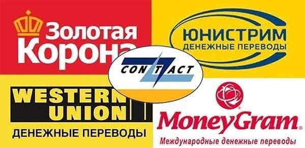 системы перевода денег в Узбекистан